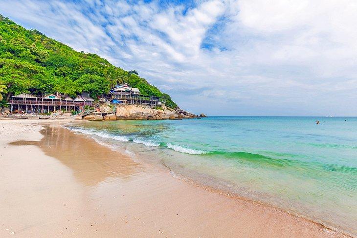 Praia Haad Rin, Koh Phangan