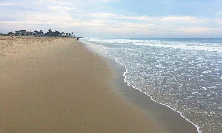 Playa de santa claus