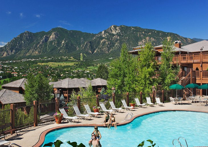 Photo Source: Cheyenne Mountain Resort Colorado Springs, A Dolce Resort