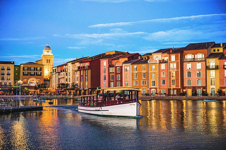 Photo Source: Loews Portofino Bay Hotel at Universal Orlando