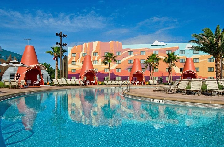 Photo Source: Disney's Art of Animation Resort