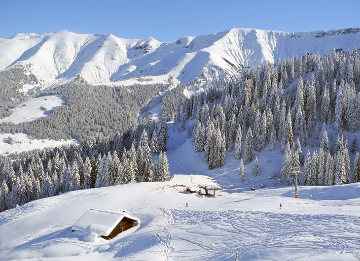 11 Top-Rated Ski Resorts in France, 2021 | PlanetWare