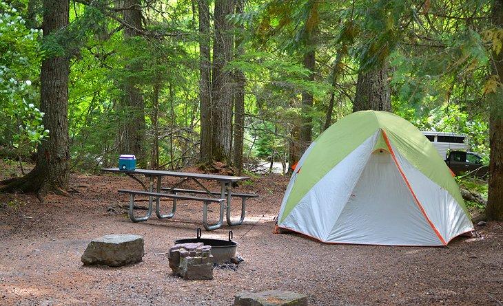 Campamento Avalanche