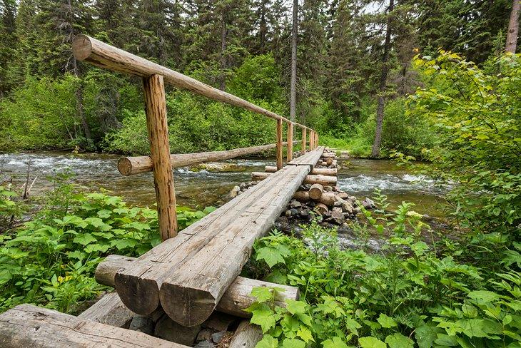 Ruta de senderismo Quartz Creek