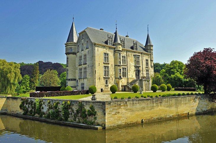 Castle Schloen in Valkenburg