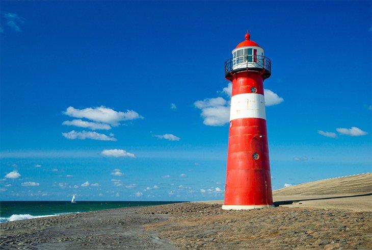 Lighthouse in Westkapelle