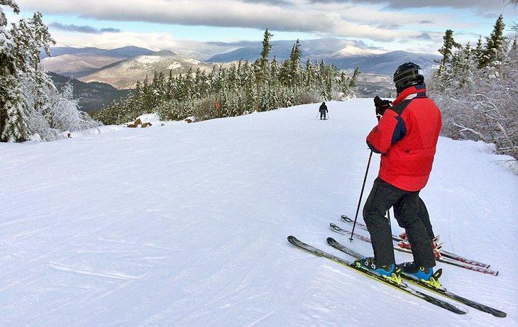 Esquiar en New Hampshire