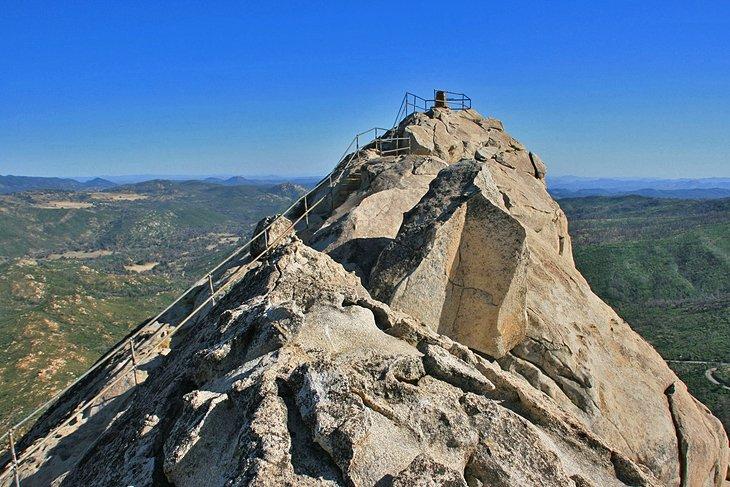 Pico Stonewall en Cuyamaca Rancho State Park