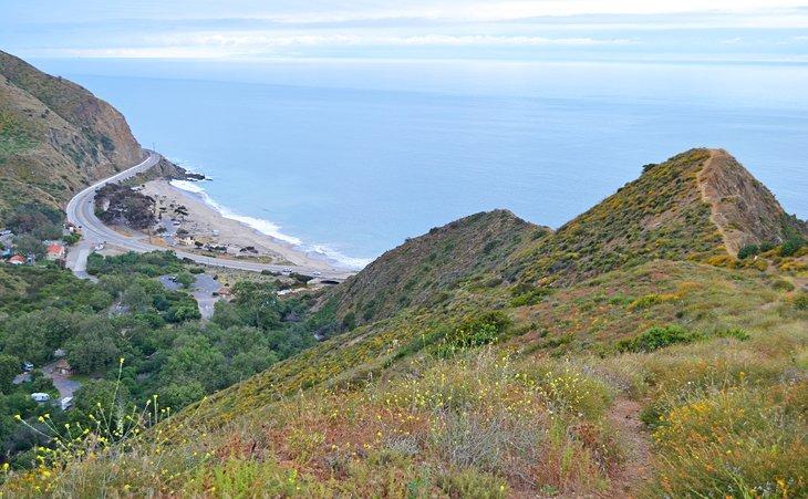 Parque estatal Point Mugu