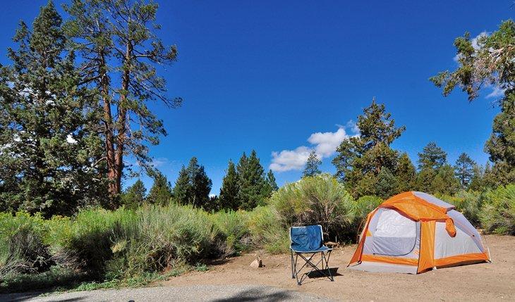 Camping Serrano