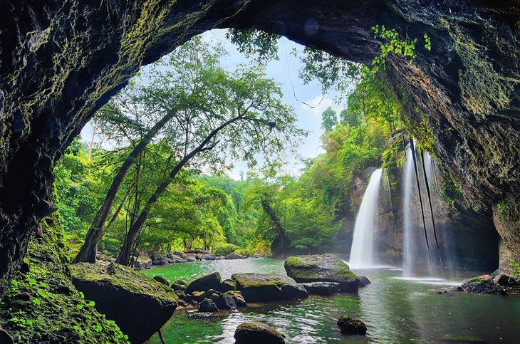 водопад Хэу Суват
