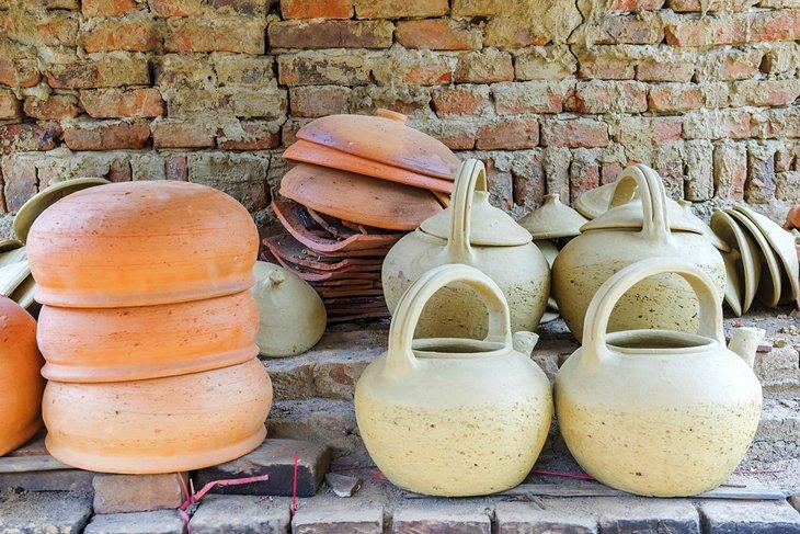 Pueblo de cerámica de Thanh Ha