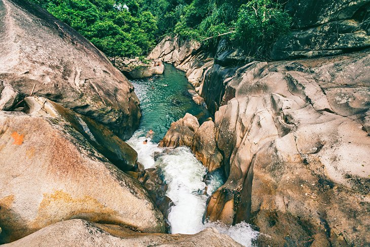 Cascadas de Ba Ho