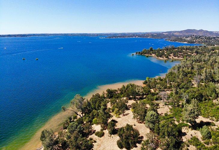 Área recreativa del lago Folsom