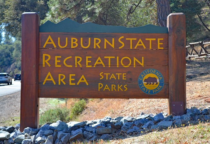 Área recreativa estatal de Auburn