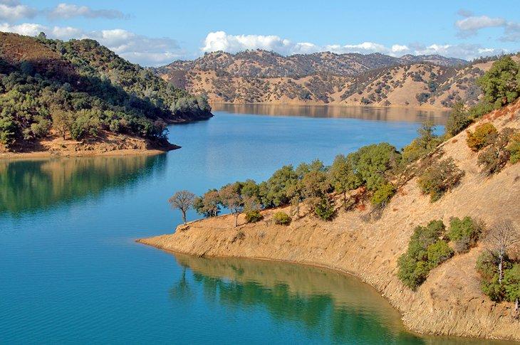 Lago Berryessa