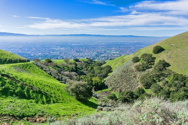 Hermosa vista desde Sierra Vista Open Space Preserve