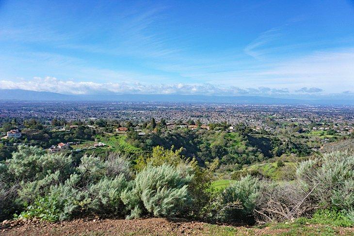 San José desde Eagle Rock