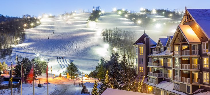 14 Top Rated Ski Resorts In Ontario Planetware