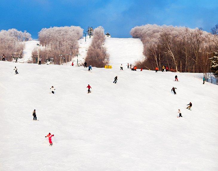 Estación de esquí de Mont Tremblant