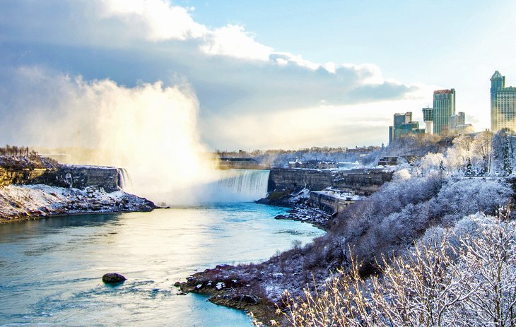 canada in pictures beautiful places to photograph niagara falls winter