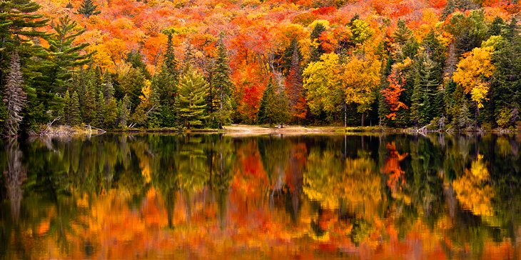 canada in pictures beautiful places to photograph ontario fall color algonquin