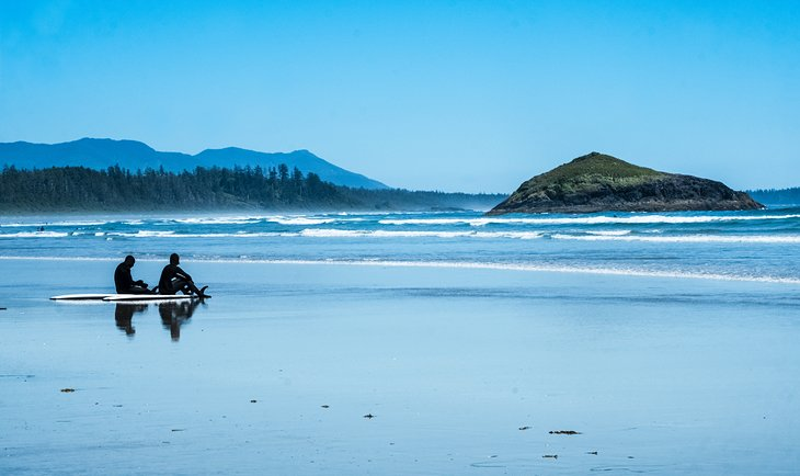 canada in pictures beautiful places to photograph tofino pacific rim national park