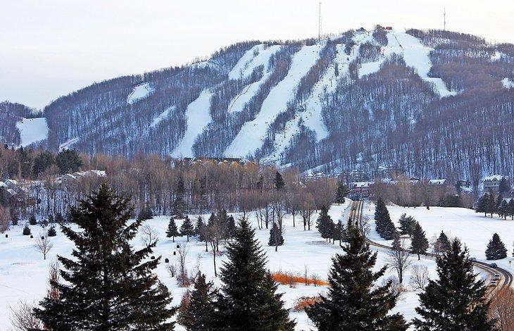 Área de esquí de Bromont