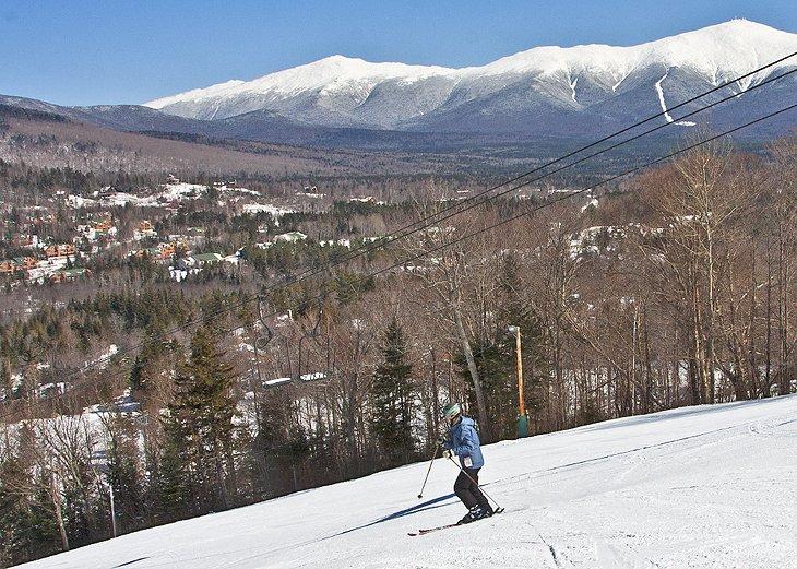 Bretton Woods Mountain Resort, Nueva Hampshire