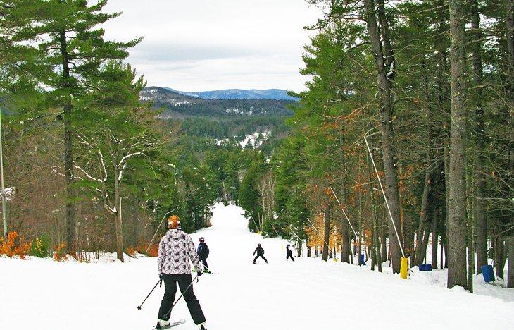 Área de esquí King Pine, Nueva Hampshire
