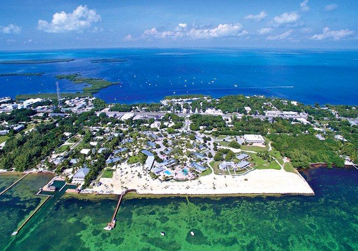 Beach In The Florida Keys