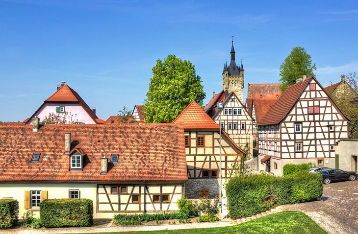 11 Best Small Towns In Germany Planetware