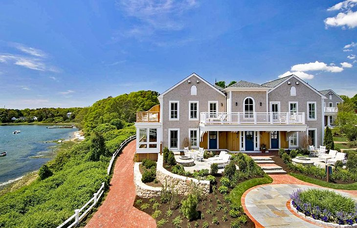 10 Top Rated Hotels On Cape Cod