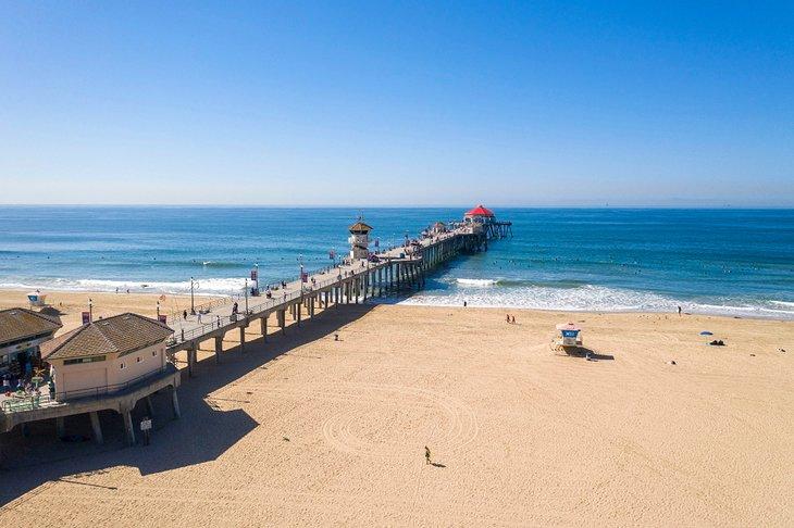 Playa de Huntington City