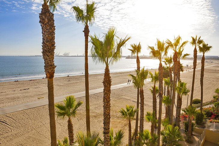 Junipero Beach en Long Beach