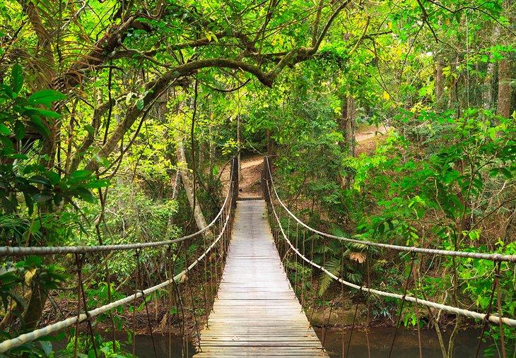 Мост в Као Яй