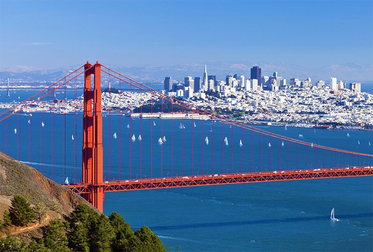 1-Day, 2-Day & 3-Day San Francisco Itineraries For