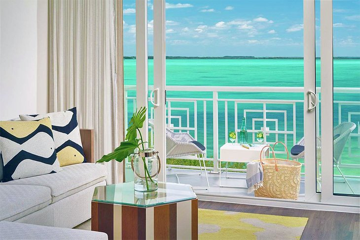 Photo Source: Baker's Cay Resort Key Largo, Curio Collection by Hilton