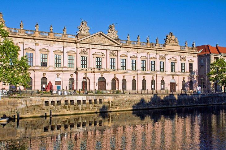 المتحف التاريخي الألماني، مدينة برلين