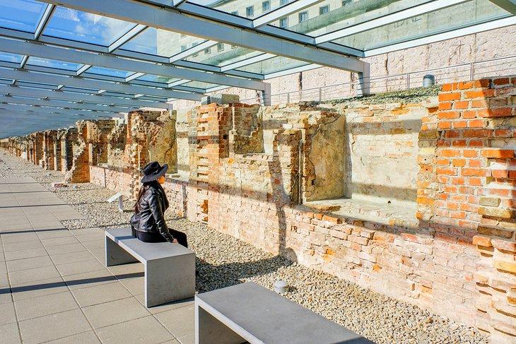 متحف طبوغرافيا الإرهاب بالعاصمة الألمانية برلين