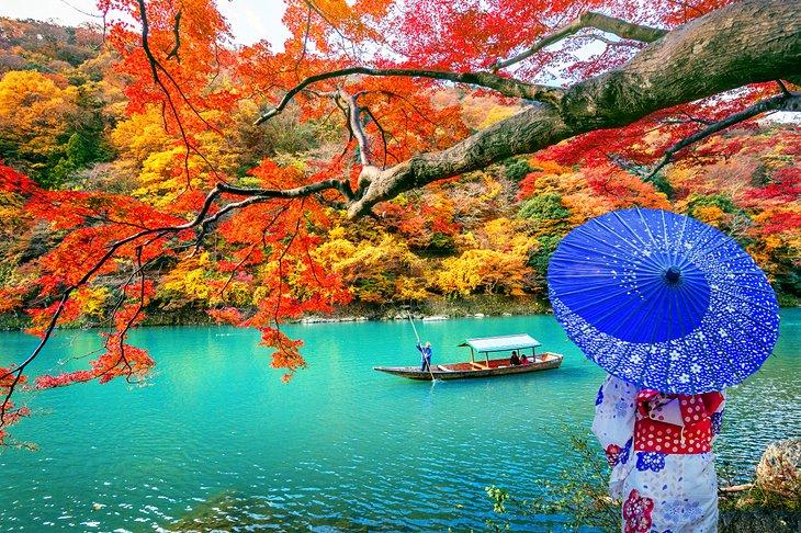 بهترین زمان سفر به ژاپن