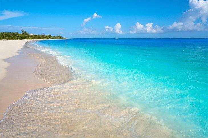 Playa Maroma en la Riviera Maya