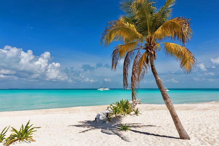 Playa Norte on Isla Mujeres
