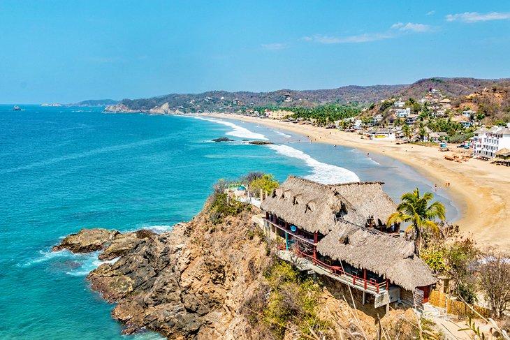 Playa Zipolite, Oaxaca