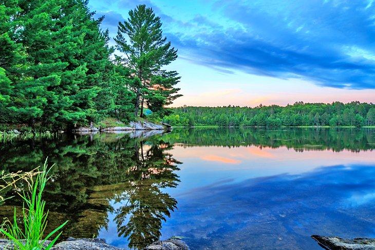 Landscape In Minnesota