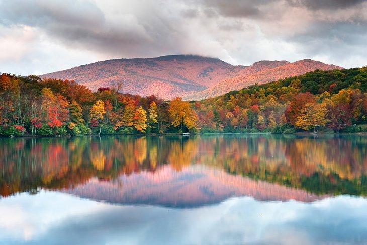 Landscape In North Carolina