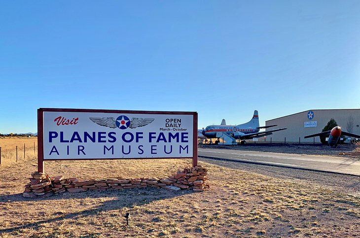 Planes of Fame Air Museum