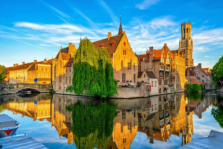 9 Best Places To Visit In Belgium Planetware
