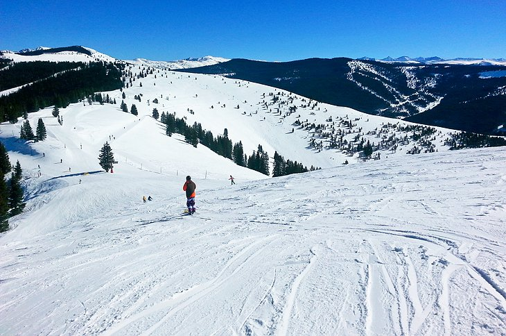 Estación de esquí de Vail