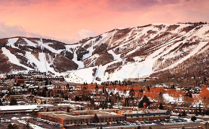 Sunrise at Park City Mountain Resort